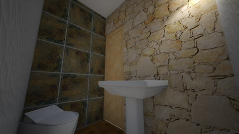 small bathroom 1 - Bathroom  - by sancharib