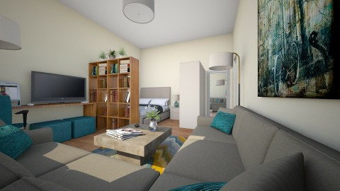 For Kovlo_Rona also - Eclectic - Living room - by Theadora