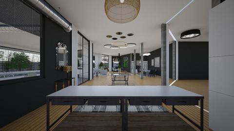 SoftLoft_LivingRoom2 - Living room  - by lovasemoke