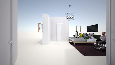 dream room - Bedroom  - by Lavarball7