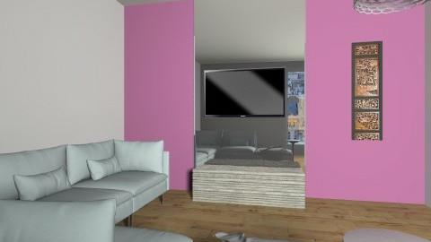 Paula - Living room - by Garota de Ipanema