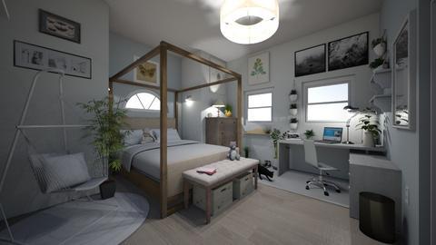 bedroommmmm - Bedroom  - by laurenisstinky