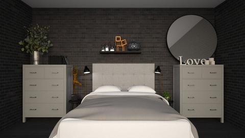 Bedroom - Bedroom  - by Noa Jones
