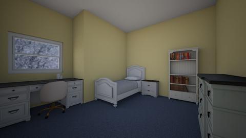 Celine - Bedroom  - by Sookie and Star