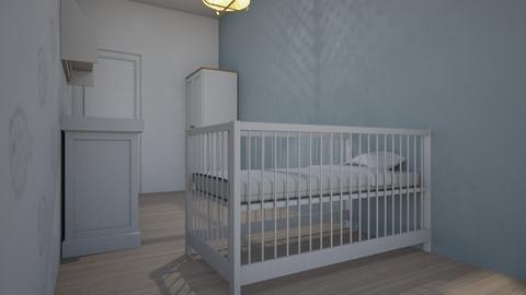 babykamer - Kids room - by Estherembosch