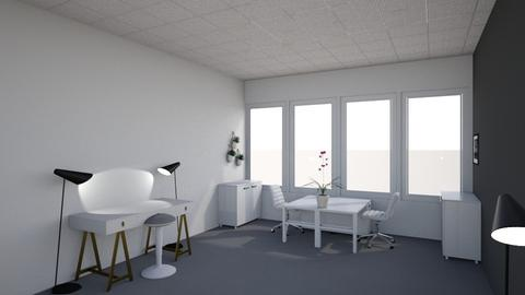 Studio 4 - Modern - Office - by Caatje1979