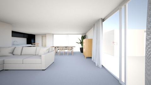 Anneleen Gijbels - Living room  - by Anneleengijbels