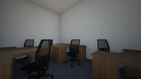 WORKSHOP OFFICE - Office  - by charlottemqp
