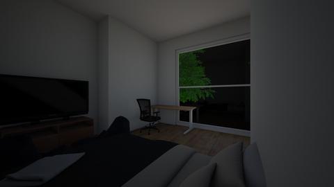 nazhe - Bedroom  - by juaxxxx