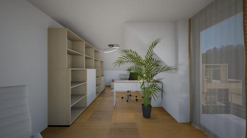 Office_2 - Modern - by Ollya2307
