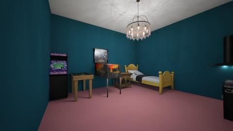 game room - Bedroom - by 123pros