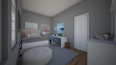 Asharis bedrom - Bedroom  - by Chayjerad