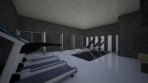 The Gym - Modern - by John9110