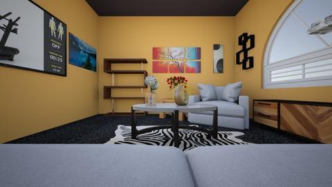 bi - Living room  - by byzo