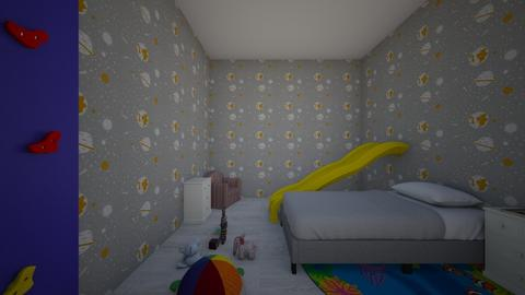 Kids Room - Kids room  - by aubreyriojas
