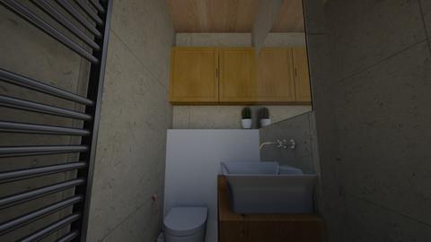 LS  - Bathroom - by RachDyer
