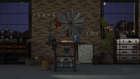 Thank You - Office  - by DESIGNALLDAYY