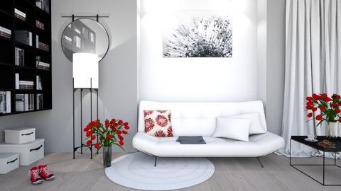 Futon relax - Living room  - by babucka