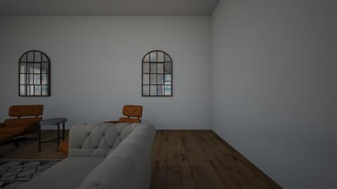 Minimalist Living Room - by averyyperryy