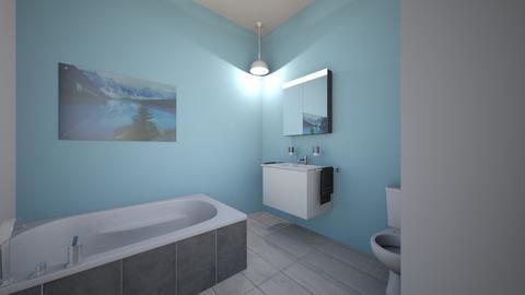 Bathroom for my thingy - Bathroom  - by 2027richardsonk