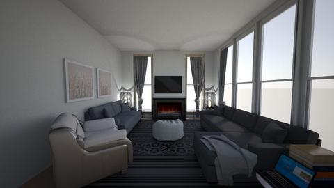 living room - Living room  - by demons119