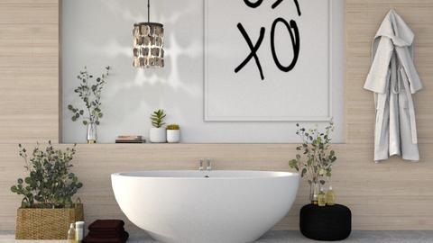 J E N N A - Bathroom  - by C O Z Z A B