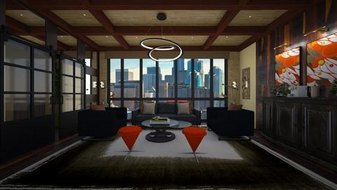 Executive Meeting Room - Modern - Office  - by timeandplace