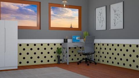 Office - by designcat31