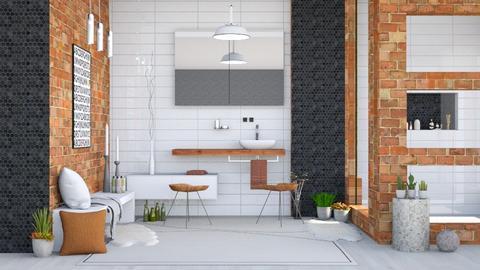 OR Bath - Modern - Bathroom  - by Isaacarchitect
