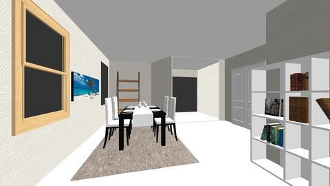 Namegyg778 - Dining room  - by Elsagold11