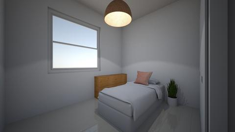room - Modern - Bedroom  - by victoria_gallardo