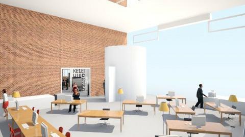 Ketelhuis-Apeldoorn - Retro - Office  - by AJvanBeek