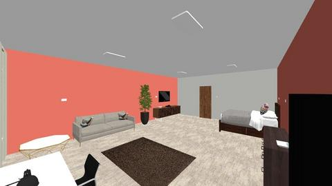 bedroom - Bedroom  - by nat soto