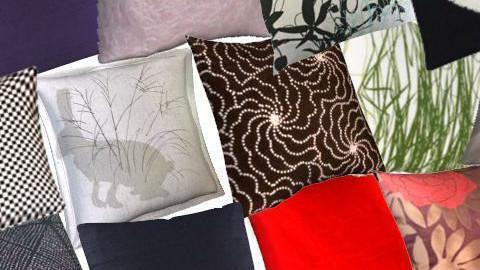 Pillows - by Sarah Corrie