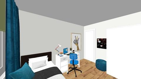 Raimond2hh - Minimal - Bedroom  - by Satyrieon
