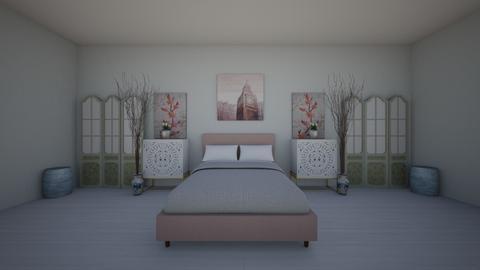 Laurens Bedroom - Bedroom  - by Lauren1107