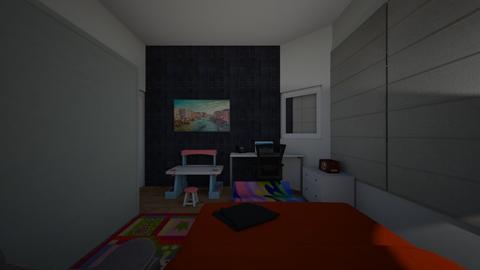 Torogan room - Bedroom  - by mynameishaffy
