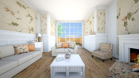 living room one.1 - Classic - Living room  - by chenlei