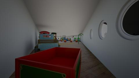 The play house - Kids room  - by willjared2021