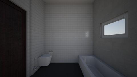 eszterka - Bathroom  - by Bajnay Eszter