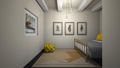 For FANGIRLdesigner  - Bedroom  - by greekgirl37
