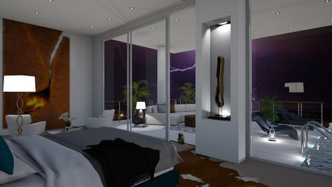 Stormy - Bedroom  - by carvellak