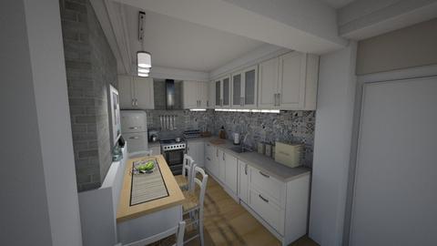 k2 - Kitchen - by KittiFarkas