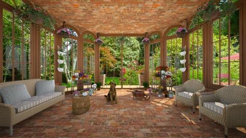 Conservatory Ireland - Garden  - by creato