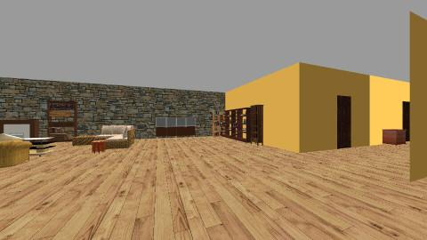Casa segundo piso - Eclectic - by Chi87