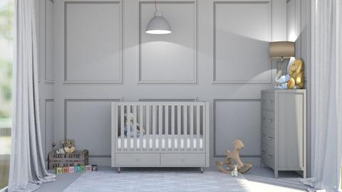 Babys Room  - by TropicalWeed