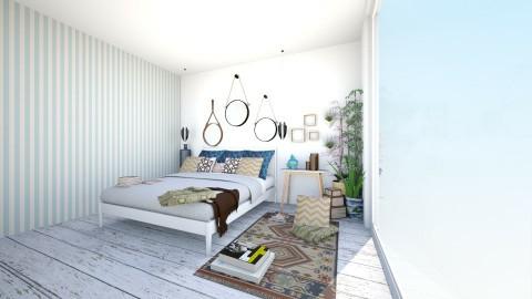 moderne charme room  - Vintage - Bedroom  - by lyes saidi_936