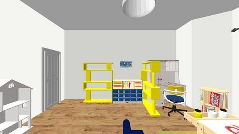 kids room 2 - Kids room  - by Lumy79