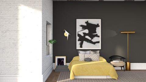 NY - Living room - by TamarK