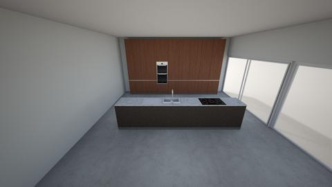 b - Kitchen - by veniatras2